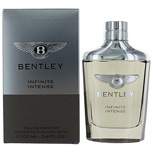 Bentley Infinite Intense by Bentley Eau De Parfum Spray 3.4 oz Men by Bentley