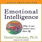 Emotional Intelligence Hörbuch von Daniel Goleman, Ph.D. Gesprochen von: Barrett Whitener