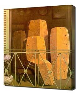 rene magritte perspective ii manets balcony framed