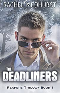 The Deadliners: Reapers Trilogy Book 1 by Rachel Medhurst ebook deal