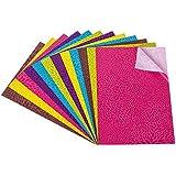 Set de papiers Décopatch « Mouchetés de couleur », 12 feuilles