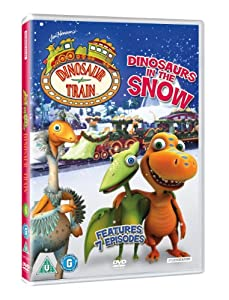 Dinosaur Train - Dinosaurs In The Snow [DVD]