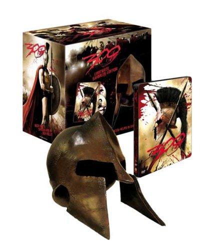 300 (mit Helm, im Steelbook) [Limited Collector's Edition] [2 DVDs]