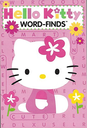 Hello Kitty Word-Finds Digest Pad - 1