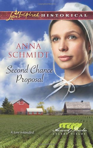 Image of Second Chance Proposal (Love Inspired Historical)