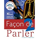 Facon De Parler 1 CD Course Pack: French for Beginners: Complete Pack, Student Book (FDP)by Angela Aries
