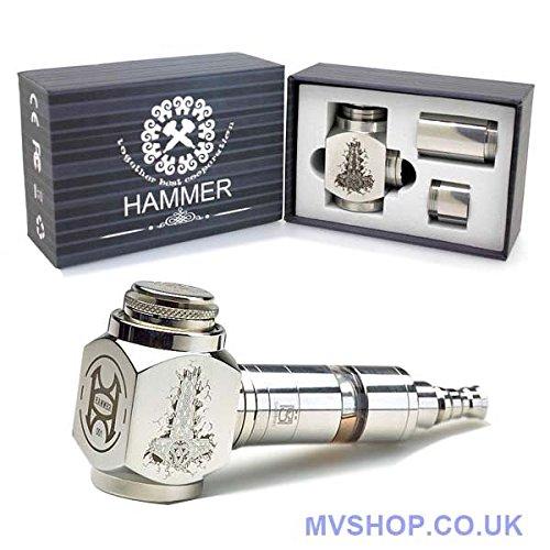 Orignal-Hammer-Mod-Clone-with-extension-tubes-Mechanical-Vaporizer-Vape