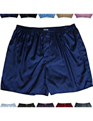 Mens silk underwear clothing shoes jewelry for Mens silk shirts amazon