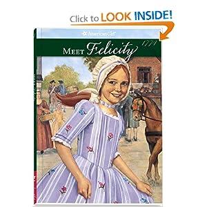 Meet Felicity (American Girl) Valerie Tripp and Dan Andreasen