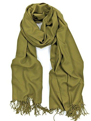 La Purse Pashmina Shawl Scarf - Warm & Extremely Soft - Size 79