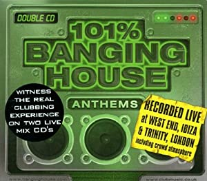 Various artists 101 banging house anthems for Banging house music
