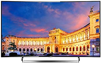 Hisense LTDN65K720WTSEU 65-Inch Curved 4K Smart Ultra HD LED TV
