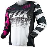 Fox Racing Women's 180 Jersey - X-Large/Black/Pink