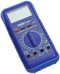 Draper 61023 Testeur de batterie numérique (Import Grande Bretagne)