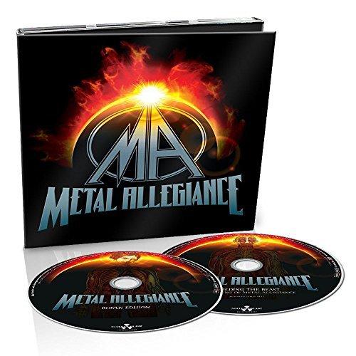 Metal Allegiance (Bonus DVD) by Metal Allegiance