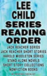 LEE CHILD: SERIES READING ORDER: MY R...