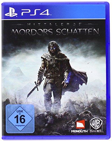 Mittelerde: Mordors Schatten (PS4) (USK 16)