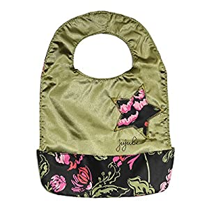 Ju-Ju-Be Blooming Romance Neat Reversible Bib by Ju-Ju-Be