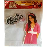 Disney HIGH SCHOOL MUSICAL Locker & Window Cling Decoration GABRIELLA MONTEZ Vanessa Hudgens (6 3/4 Inches Tall)