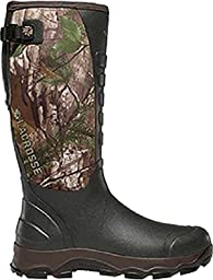 Lacrosse Hunting Boots, Realtree Extra, Size 9/7 mm