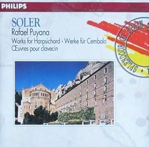 Soler:Works For Harpsicord