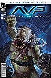 Alien Vs. Predator: Fire And Stone #3 ((Dark Horse)) 1st Printing ((December 2014))