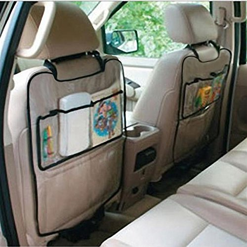 Car Seat Back Protector Cover for Children Babies Kick Mat Protects (Baby Bumble Seat compare prices)