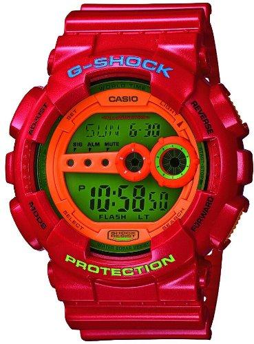 [カシオ]CASIO 腕時計 G-SHOCK ジーショック Hyper Colors GD-100HC-4JF メンズ