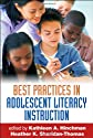 Best Practices in Adolescent Literacy Instruction (Solving Problems In Teaching Of Literacy)