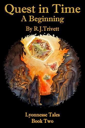 Quest In Time: A Beginning (Lyonnesse Tales Book 2) (Time Quest Book compare prices)