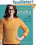 No-Sew Knits: 20 flattering, finish-f...