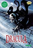 img - for Dracula The Graphic Novel: Quick Text (Classical Comics) book / textbook / text book