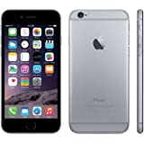 Apple Iphone 6 64GB Gray Factory Unlocked GSM Phone