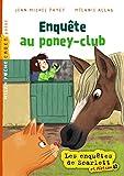 "Afficher ""Enquête au poney-club"""