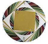 Origami - Loisirs Créatifs - Papier Washi Uni - Mingei Washi - 32 Couleurs Assorties - 2 Formats Assortis : 15cm x 15cm / 10cm x 10cm...