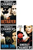 Kimberly Chambers Kimberley Chambers thriller books: 3 books: (Billie / Born Evil / The Betrayer rrp £20.97)
