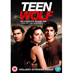 Teen Wolf - Season 1 [DVD] [NTSC]