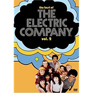 The Best Of The Electric Company - Volume 2 movie