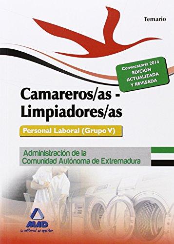 CAMAREROS/AS-LIMPIADORES/AS. PERSONAL LABORAL