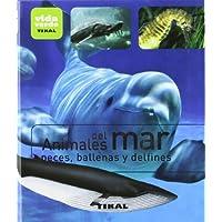 Animales del mar, peces, ballenas y delfines (Vida verde)