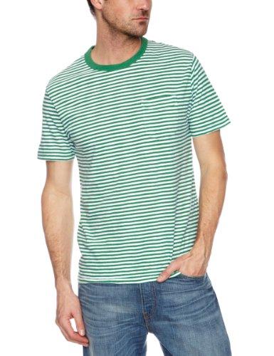 Levi's Short Sleeve Sunset Patterned Men's T-Shirt Pinegreen Medium