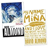 David Almond David Almond Pair, 2 books, RRP £12.98 (My Name Is Mina; Skellig).