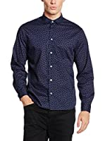 Marc by Marc Jacobs Camisa Vestir Richmond (Azul Oscuro)