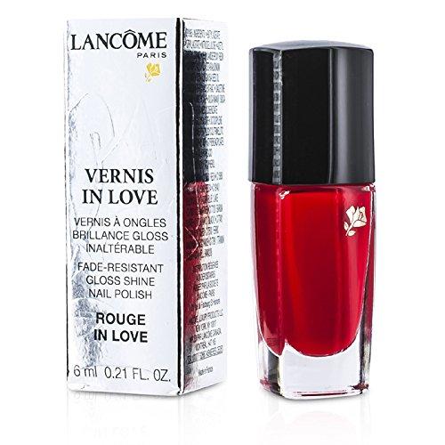 Lancome Vernis In Love Smalto Brillantezza Resistente Lunga Tenuta 112b Rouge In Love