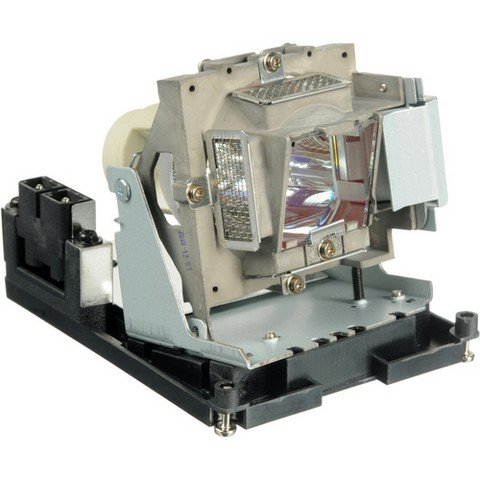 Replacement Lamp Assembly with Genuine Original OEM Bulb Inside for VIVITEK DW6030 Projector Power by Osram