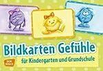 Bildkarten Gef�hle. f�r Kindergarten...