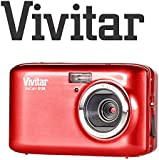 18 Megapixel Compact Digital Camera Vivitar E128 18MP with a 2.7