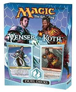 Magic the Gathering: MTG Duel Decks: VENSER VS KOTH (Two 60 Card Decks)