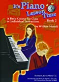 Its Piano Lesson Time - Book 2