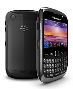Cygnett CY0382CBCRY Crystal Case for BlackBerry Curve 8520/8530/9300 (Clear)